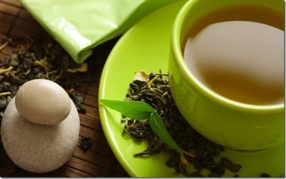 Chá Verde - Laszlo