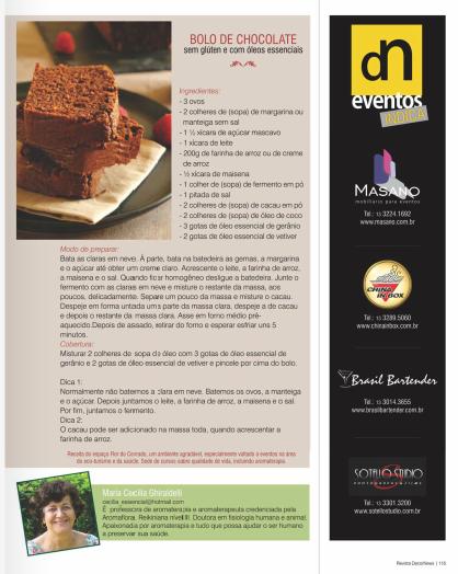 Revista Decor News & Gourmet - ano 9, março 2013